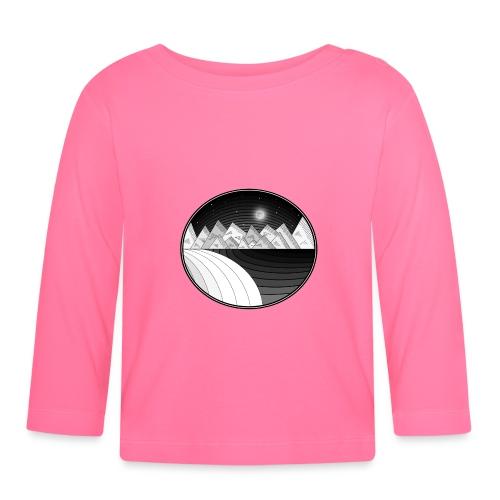 VIAJE MONOCROMÁTICO - Camiseta manga larga bebé