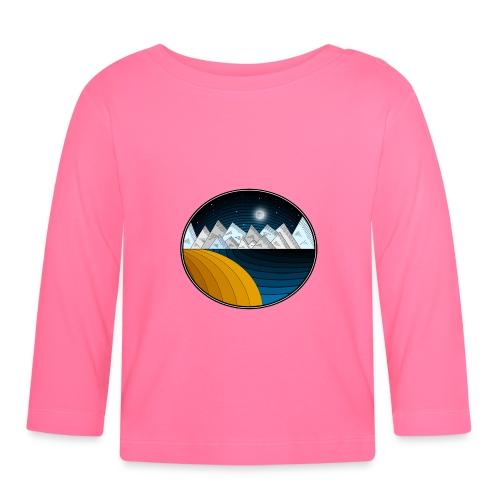 EL VIAJE - Camiseta manga larga bebé