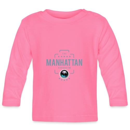MANHATTAN DARKROOM VINTAGE - T-shirt manches longues Bébé