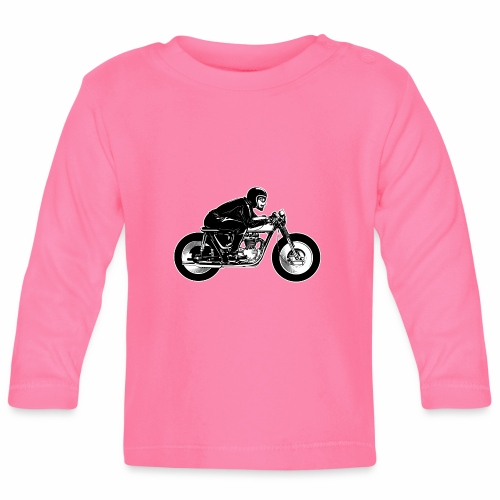 Cafe Racer 2c - Baby Long Sleeve T-Shirt