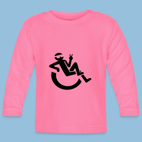 Happyweelchair1 - T-shirt