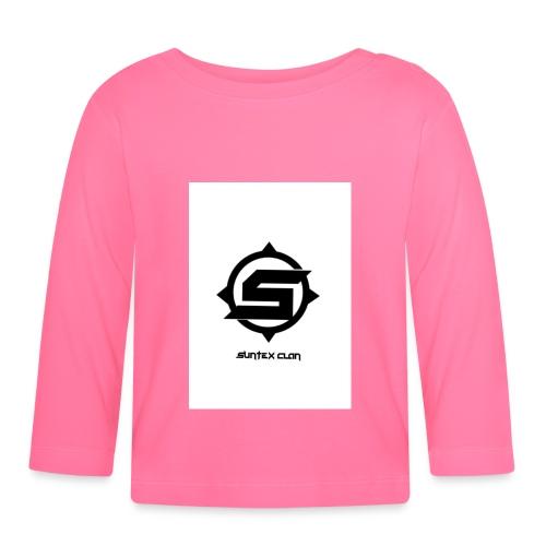 Syntex Clan - Långärmad T-shirt baby