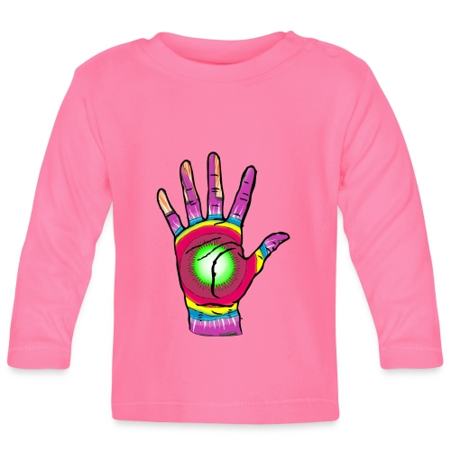Stop and change the world - Baby Long Sleeve T-Shirt