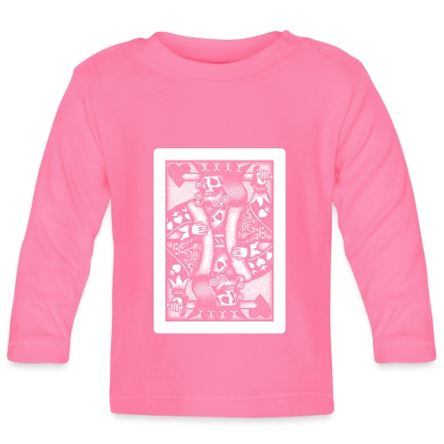 Suicide King - Baby Long Sleeve T-Shirt