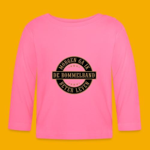 bb logo rond shirt - T-shirt