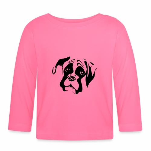 Boxer - Baby Long Sleeve T-Shirt
