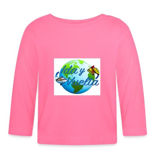 Ida y Vuelta-jpeg - Camiseta manga larga bebé