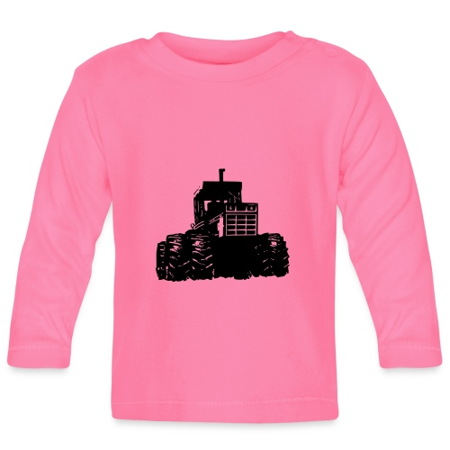 IH 4WD Tractor - Baby Long Sleeve T-Shirt