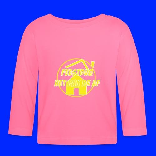 Geel Logo - T-shirt