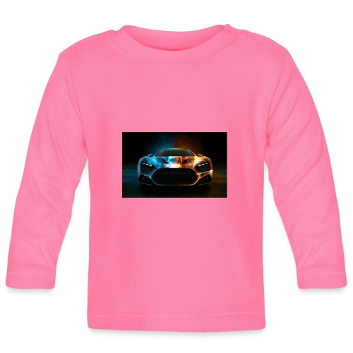 car - Baby Long Sleeve T-Shirt