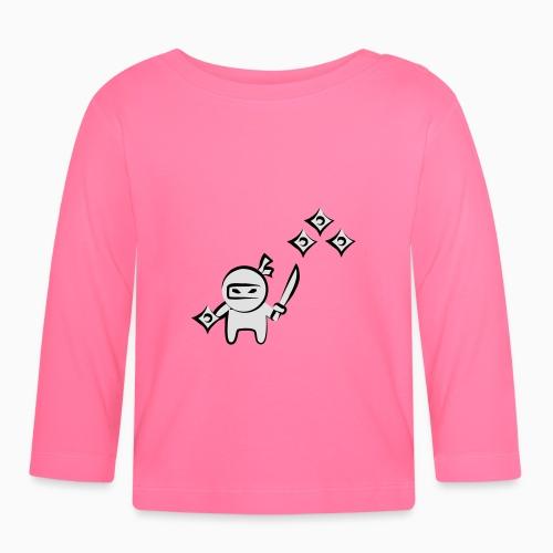 Petit ninja - T-shirt manches longues Bébé
