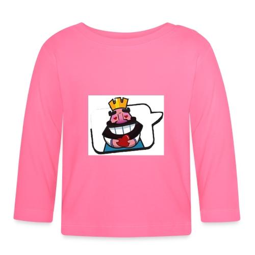 Cartoon - Maglietta a manica lunga per bambini