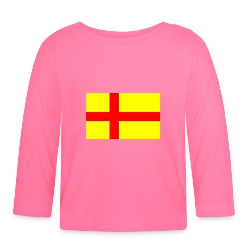 Rigens baner - Långärmad T-shirt baby