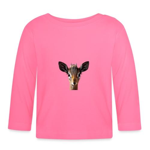 Antilope, Dik - Baby Langarmshirt