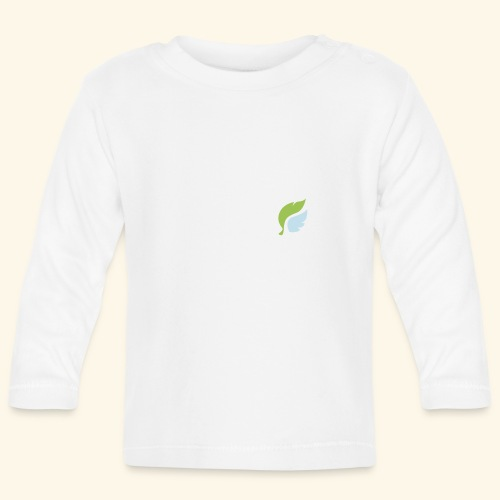 Akan White - Långärmad T-shirt baby