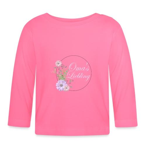 Liebling - Baby Langarmshirt