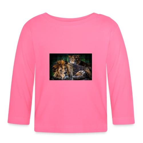 Löwen - Baby Langarmshirt
