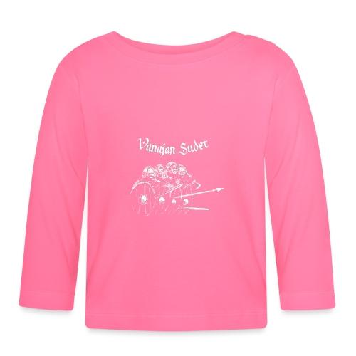 Kilpimuuri B - Vauvan pitkähihainen paita