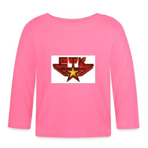 ctkred - T-shirt manches longues Bébé