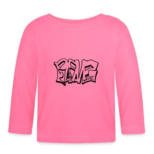 Rave graffiti - Baby Long Sleeve T-Shirt