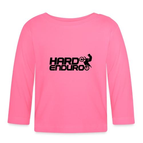 Hard Enduro Biker - Baby Langarmshirt