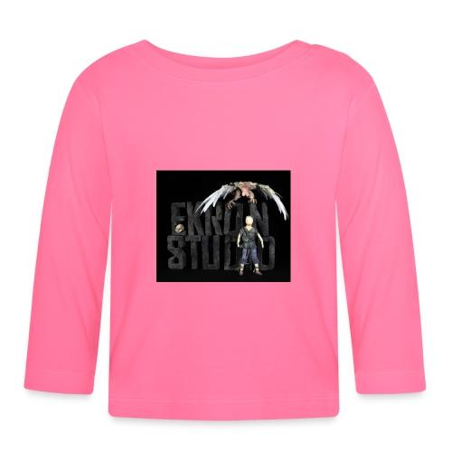 ekron studio - Långärmad T-shirt baby