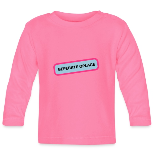 Grappige Rompertjes: Beperkte oplage - T-shirt