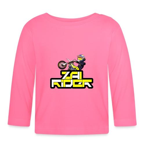 LOGO ZAI RIDER - T-shirt manches longues Bébé