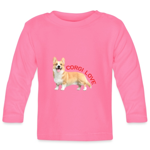 CorgiLove - Baby Long Sleeve T-Shirt