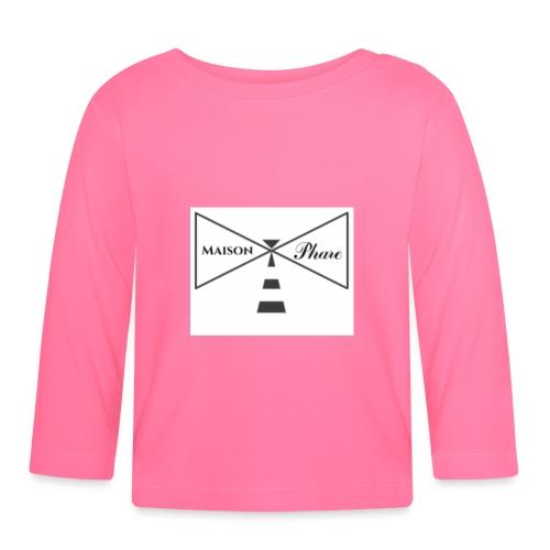 Maison Phare - T-shirt manches longues Bébé