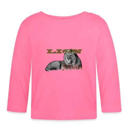 Lrg Judah Tribal Gears - Baby Long Sleeve T-Shirt