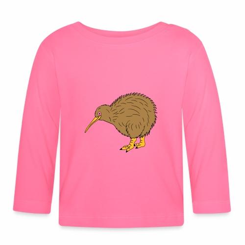 Kiwi - Baby Langarmshirt
