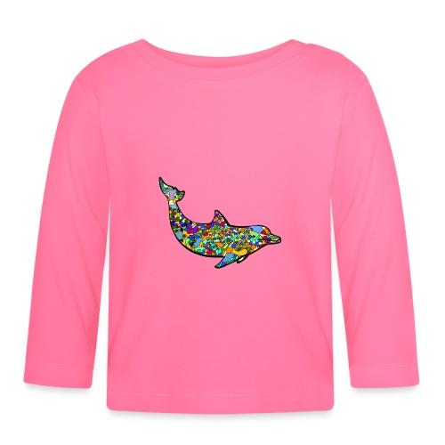 Dolphin - Baby Long Sleeve T-Shirt