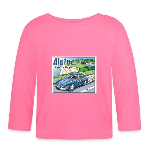 Polete en Alpine 106 - T-shirt manches longues Bébé
