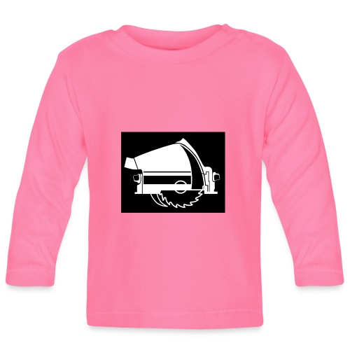 saw - Baby Long Sleeve T-Shirt
