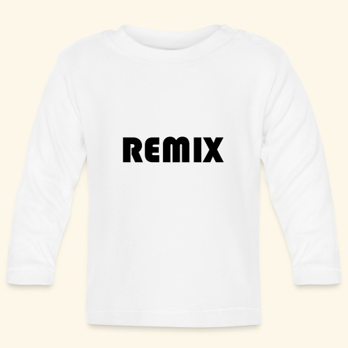 Remix - Camiseta manga larga bebé