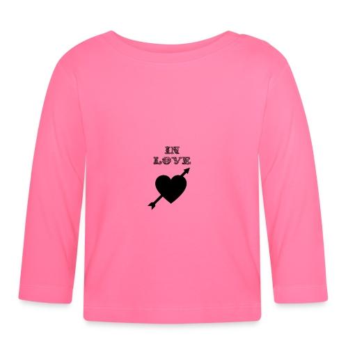 I'm In Love - Maglietta a manica lunga per bambini
