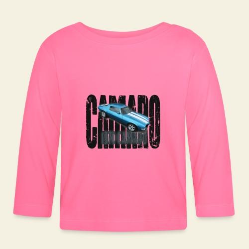 70 Camaro - Langærmet babyshirt