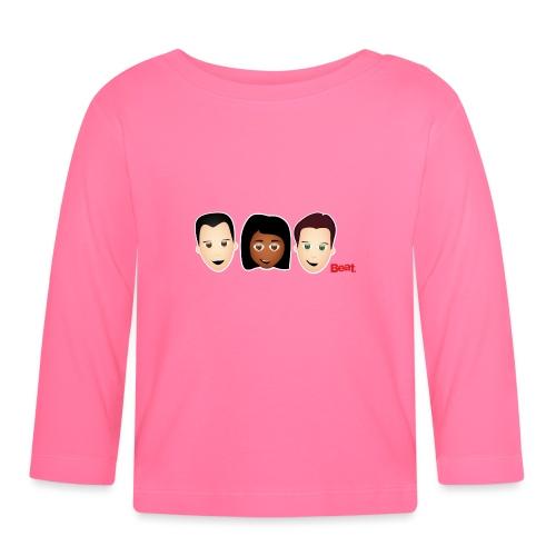 Beat Breakfast Kids T-Shirt - Baby Long Sleeve T-Shirt
