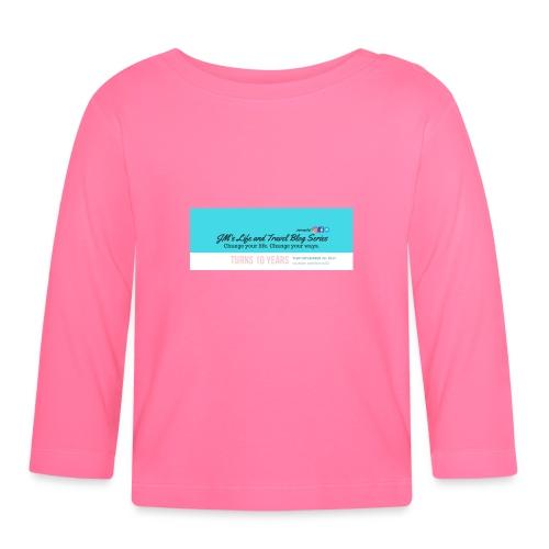 JMLTBS Turns 10 - Baby Long Sleeve T-Shirt