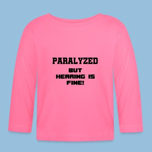 paralyzed - T-shirt