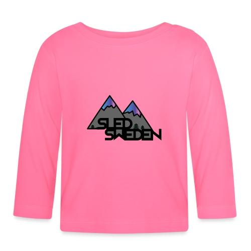 SledSweden Official Logo Special Edition - Långärmad T-shirt baby