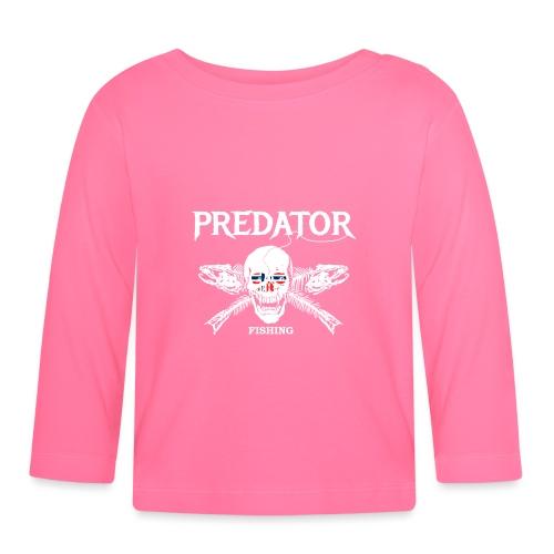 Predator fishing Norwegen - Baby Langarmshirt