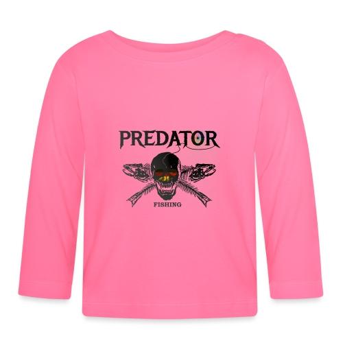 predator fishing 2020 - Baby Langarmshirt