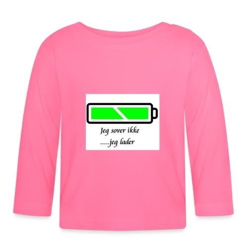 lader_2 - Langarmet baby-T-skjorte
