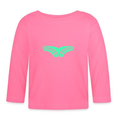 Boyga Regular V-hals - Langarmet baby-T-skjorte