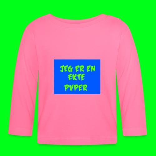 GotPvpGeneseren - Langarmet baby-T-skjorte