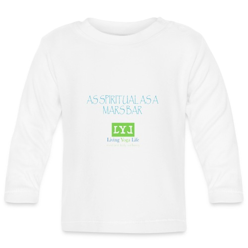 SPITUAL MARS BAR - Baby Long Sleeve T-Shirt