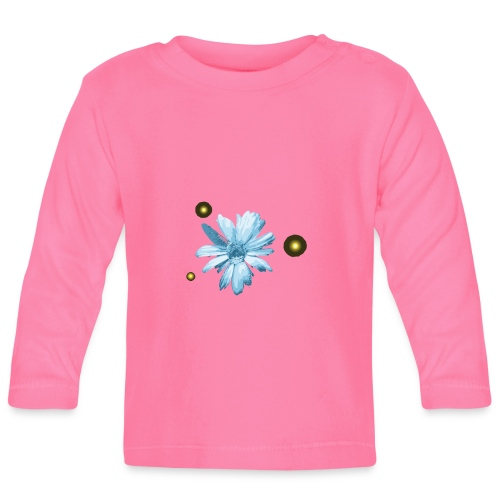 Flower - Maglietta a manica lunga per bambini