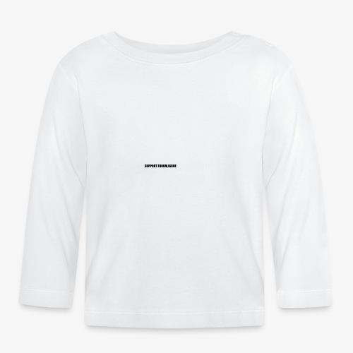 Sans titre - T-shirt manches longues Bébé